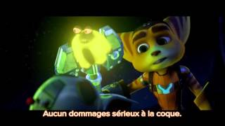 Ratchet & Clank : The Movie - CLIP 1 (VOSTFR)