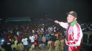 Ditto alivyotoa burudani ya nguvu kwenye Tulia Festival Mbeya