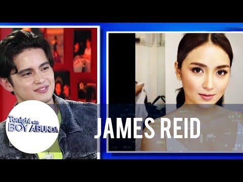 James Reid is willing to work with Kathryn Bernardo | TWBA