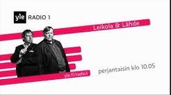 Yle radio 1 Leikola ja Lähde