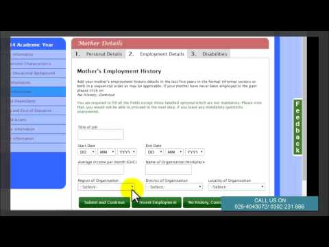 Loan Application Process - Form Completion