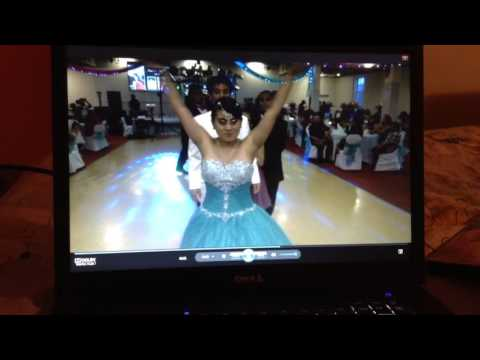 Jasmine's 15 Waltz