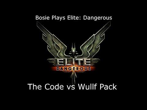 The Code vs Wulff Pack