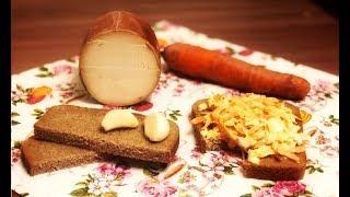 Вкуснейшая НАМАЗКА на хлеб за 3 минуты Быстрая закуска пошаговый рецепт намазки Перекус за 5 минут