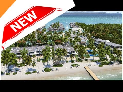 Gorgeous belize eco-resort will be 100% carbon neutral