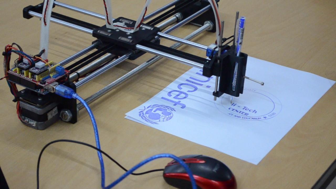 [Khoa CKM – HCMUTE] Mô hình máy tự động ứng dụng thực tiễn của Sinh Viên Cơ Khí