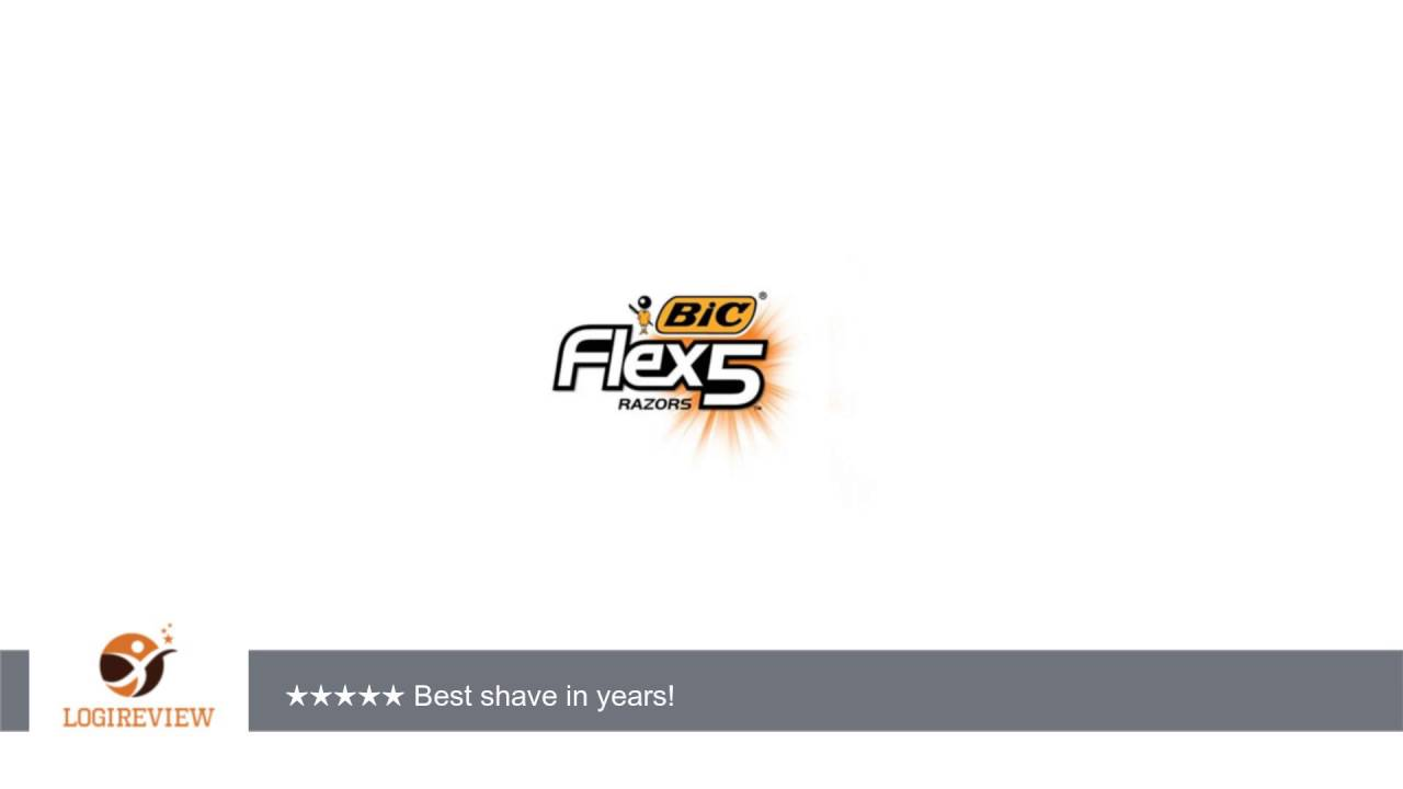 BIC Flex 5 Disposable Razor 8bc5bd042946
