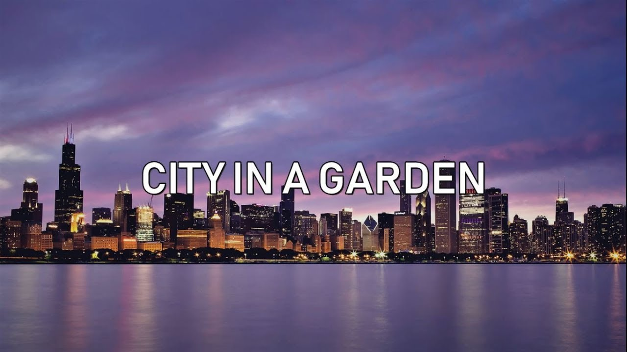 City In A Garden Fall Out Boy Lyric Video Youtube