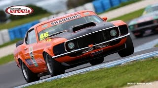 Touring Car Masters, GT Trophy & V8 Touring Cars, Phillip Island, September 9-11, 2016
