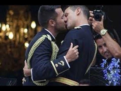 Геи в Испании и гомофобия в России