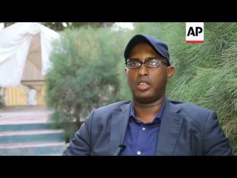 US-Somali man in Somalia fears for future