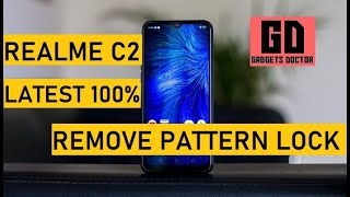 Realme C2 Pattern Remove, Password and Pin Unlock With MRT tool