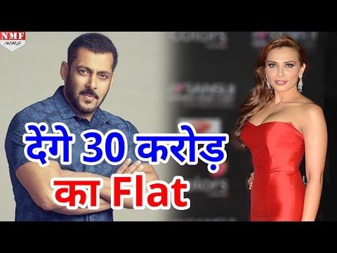 Girlfriend Iulia Vantur को 30 Crore का Flat Gift करेंगे Salman Khan !