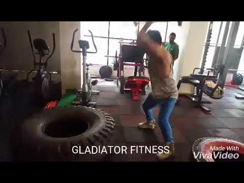 GLADIATOR FITNESS SHIVNE 💪💪💪💪💪 - YouTube