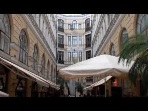 Helsinki - Shopping - Museum  und Dom Besuch am Senatsplatz in Finnland
