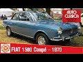 Fiat 1500 Coupe 1970 - Club Fiat Clásicos | Autoclásica 2017