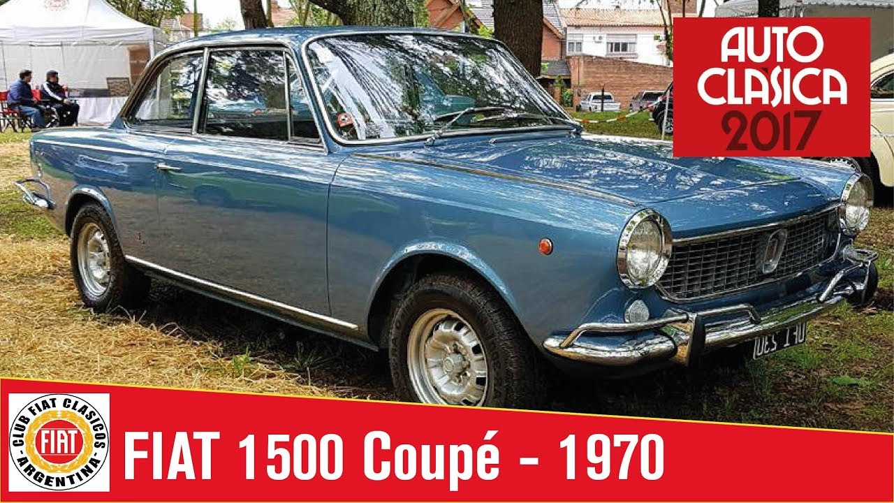 Fiat 1500 Coupe 1970