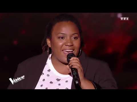 The Voice 8: Virginie Gaspard Intègre L'équipe De Soprano