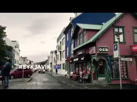 REYKJAVIK | Food, Art, and Culture | Iceland 2018