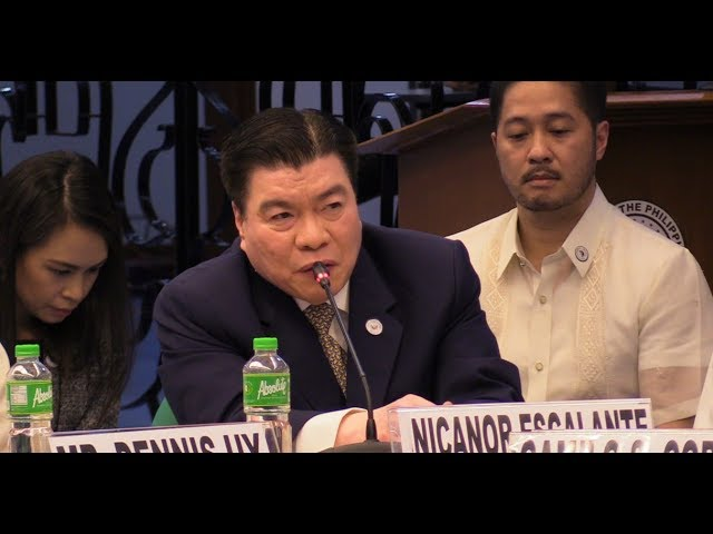 Drilon: Mislatel franchise considered revoked for violating conditions