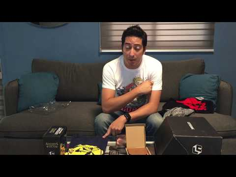 LOOT CRATE GAMING UNBOXING Mexico Pirates