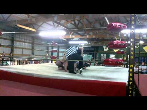 Benjamin Hatfield Vs. Doctor of Destruction(c) - Southern Heavyweight Championship - 8/30/2013