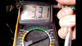 Поднимаем давление топлива GDI