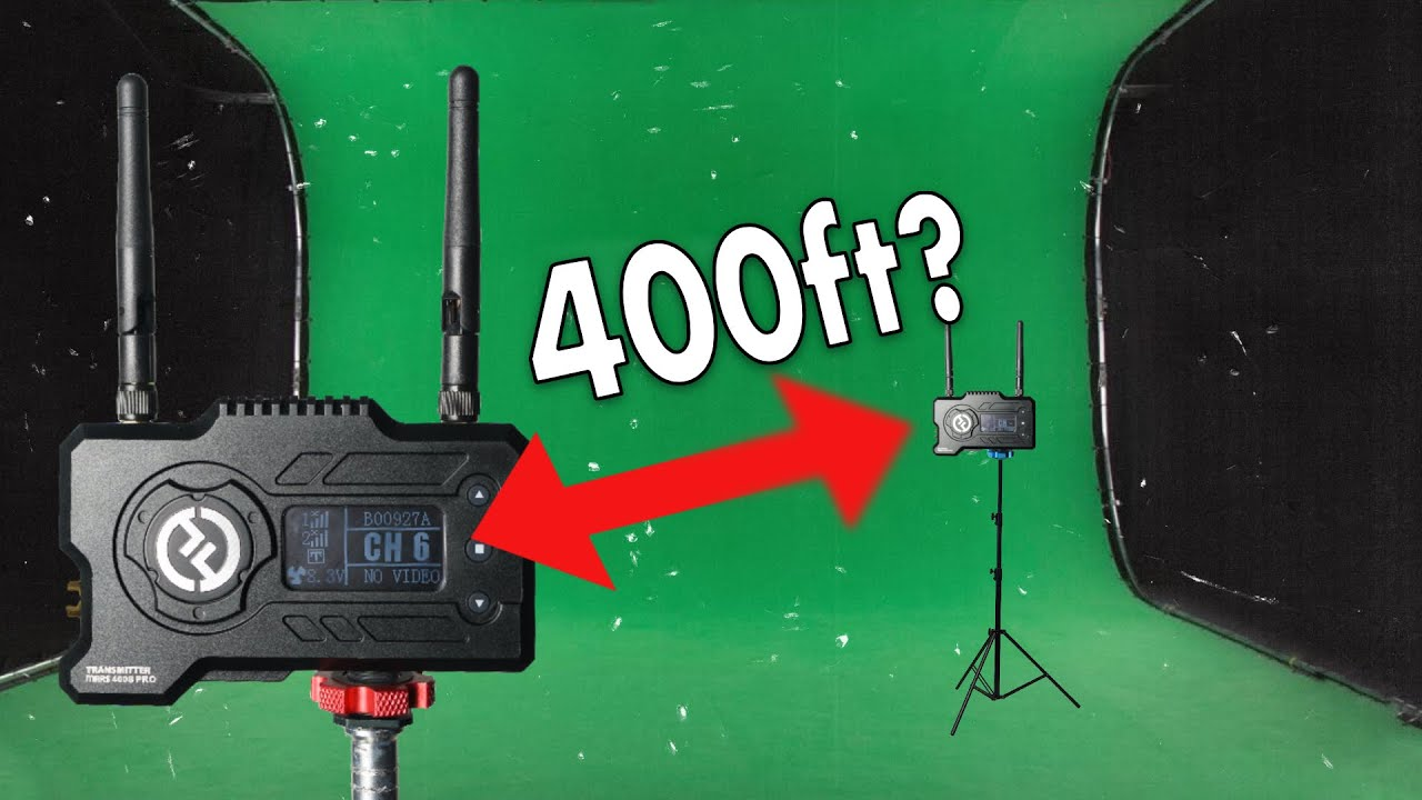 Wireless video on a budget THAT WORKS? Hollyland MARS 400s Pro