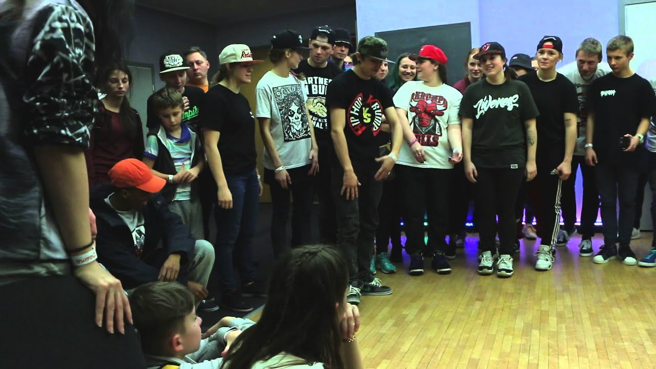 Boe`15 Anett vs Ugly Fate | Krump 1/8 - YouTube