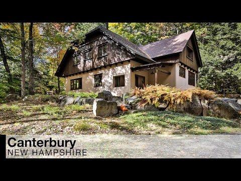 Video Of 5 Lamprey Road | Canterbury, New Hampshire Real Estate & Homes
