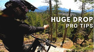 Showing Yoann Barelli one of the Scariest drop I did | Episode 2