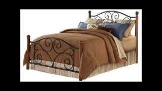 Fashion Bed Group Doral Queen Size Bed In Matte Black Walnut Finish