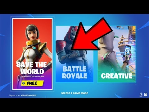 How To Get Fortnite Save The World Free! (XBOX,PS4,PC) *v9 30*