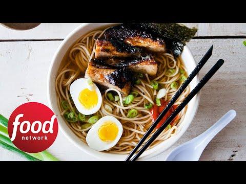 Crave-Worthy Afternoon Ramen | Food Network