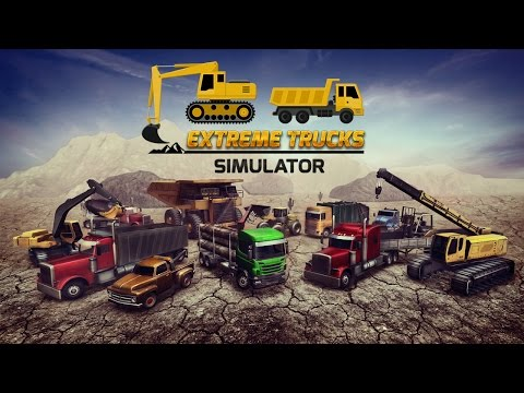 Extreme Trucks Simulator - Android & iOS - Trailer