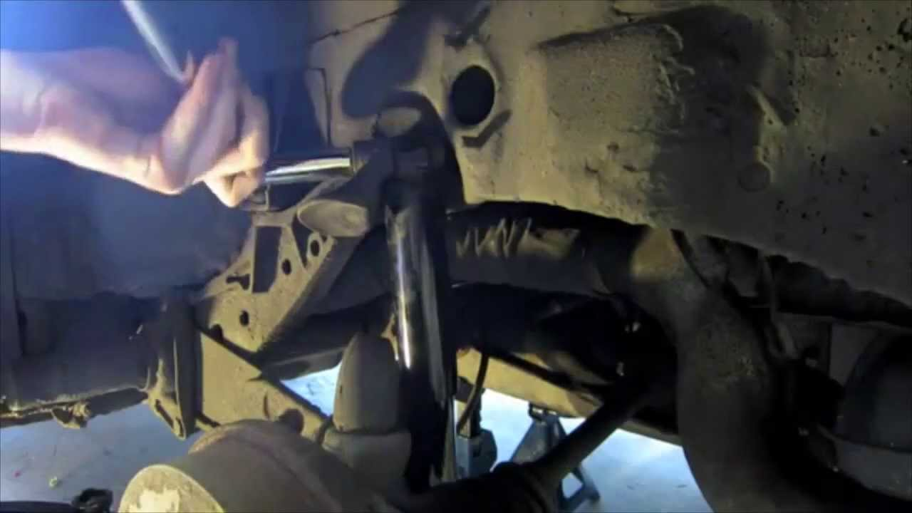 How To Change A Rear Shock Absorber 72 Beetle Youtube 1973 Volkswagen Chassis Wiring Diagram