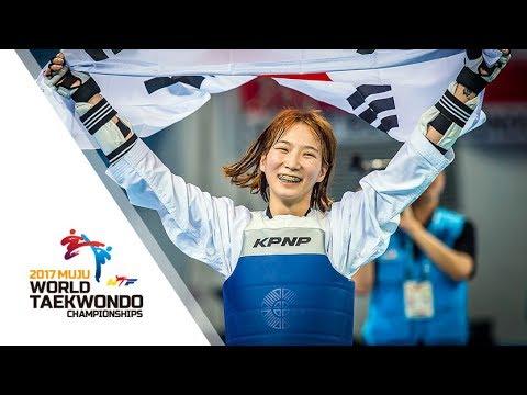 1st | SIM Jae-Young (KOR / Women -46kg)