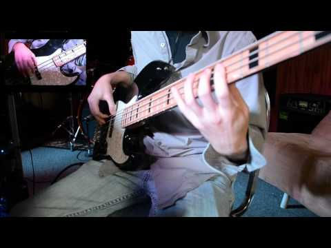 The Rolling Stones - Miss You (Bass Cover)
