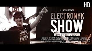 NYK TV - Episode 5 | Electronyk Show | DJ NYK Live at BITS Pilani (GOA) | Waves 2013
