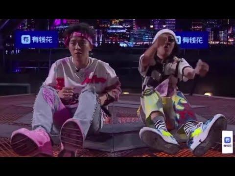 Download DOOOBOI VS OBi - 彩虹弟弟 (影片版)│1v1合作賽│中國新說唱 2019 第五期