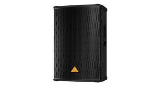 "EUROLIVE PROFESSIONAL B1520 PRO 1,200-Watt 15"" PA Loudspeaker System"