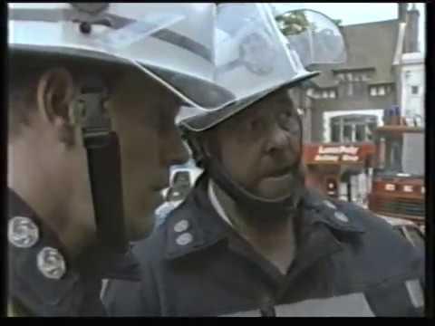London fire brigade FIU documentary