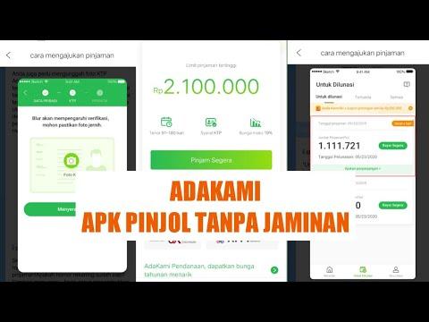 This application has age restrictions, the recommended. Ada Kami Apk Pinjol Tanpa Jaminan Modal Ktp Proses 24 Jam Cair Adakami Youtube