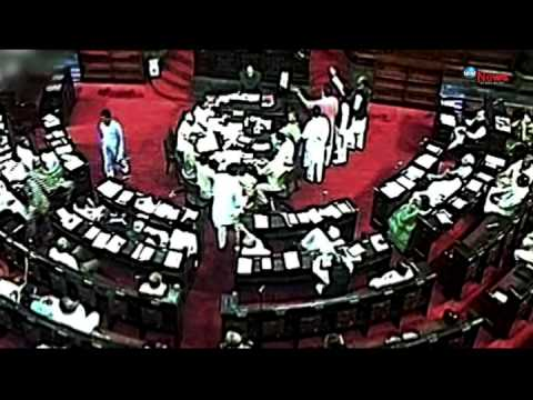 Uproar in Parliament on UPSC dispute