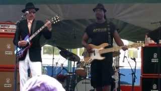 Shuggie Otis @ BAM R&B Festival 8/8/13