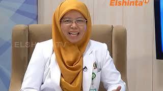 Bupati Lampung Tengah Jenguk Penderita Kanker.