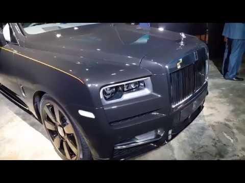 2019 Rolls Royce SUV Cullinan Walkaround Review | Evomalaysia.com