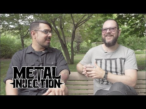 Download IHSAHN Of EMPEROR On How Hip Hop Helps His , Insecurities And More | Metal Injection Mp4 baru
