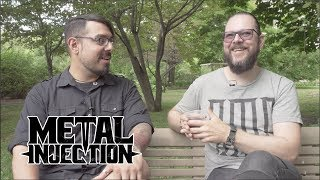 IHSAHN Of EMPEROR On How Hip Hop Helps His Music, Insecurities And More | Metal Injection