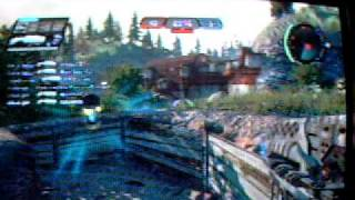time shift demo, ps3  online gameplay part 1/2